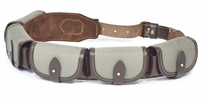 Патронташ Toyota Land Cruiser Bandolier, Khaki - Dark Brown