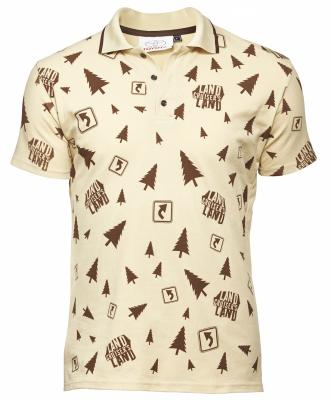 Мужская рубашка-поло Toyota Men's Polo Shirt, Beige