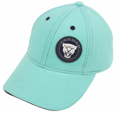 Детская бейсболка Jaguar Growler Kids Baseball Cap, Turquoise