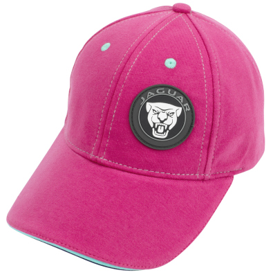 Детская бейсболка Jaguar Growler Kids Baseball Cap, Pink