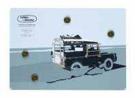 Магнитная доска Land Rover Heritage Magnetic Board