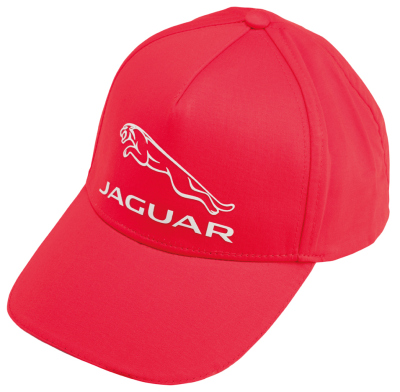 Бейсболка Jaguar Baseball Cap, Classic, Red