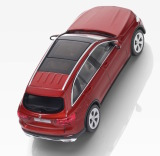 Модель Mercedes-Benz GLC, Designo Hyacinth Red Metallic, 1:43 Scale, артикул B66962159