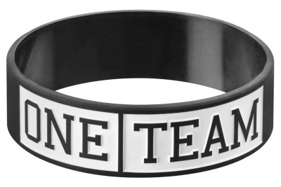 Десткий браслет Mercedes Children's Wristband, ONE TEAM