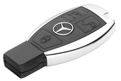 Флешка в форме ключа Mercedes USB-Stick 4 GB Capacity
