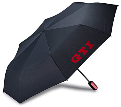 Складной зонт Volkswagen GTI Umbrella Black