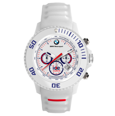 Часы BMW Motorsport Uhr Chrono ICE Watch, Big White