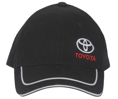 Бейсболка Toyota Baseball Cap, Classic, Black