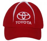 Бейсболка Toyota Baseball Cap, Classic, Red