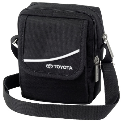 Мужская сумка Toyota Men's Shoulder Bag, Black