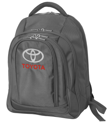 Рюкзак Toyota Travel Backpack, Grey