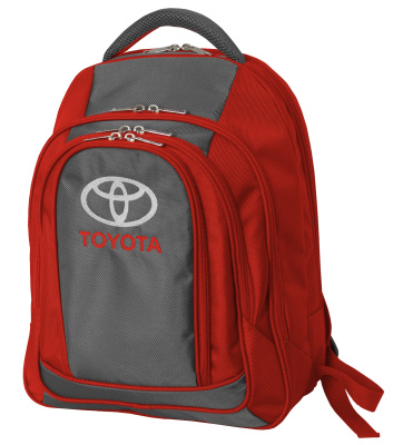 Рюкзак Toyota Travel Backpack, Red