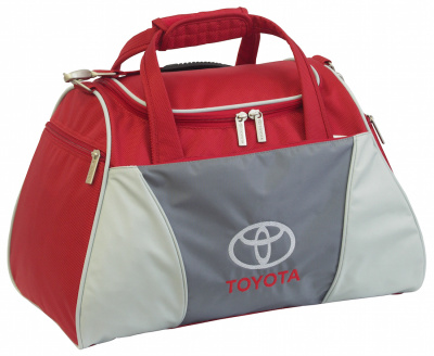 Спортивная сумка Toyota Small Sports Bag, Red