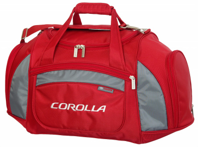Спортивная сумка Toyota Avensis Sports Bag, Red
