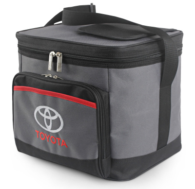 Сумка термос Toyota Thermo Bag, Grey