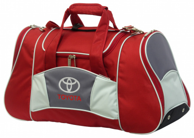 Спортивная сумка Toyota Sports Bag, Red