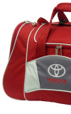 Спортивная сумка Toyota Sports Bag, Red, артикул 01100222