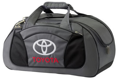 Спортивная сумка Toyota Sports Bag, Grey