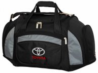 Спортивная сумка Toyota Sports Bag, Black