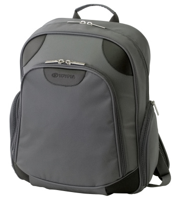 Рюкзак Toyota Flat Backpack, Grey