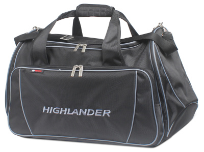Спортивная сумка Toyota Highlander Sports Bag, Dark Grey