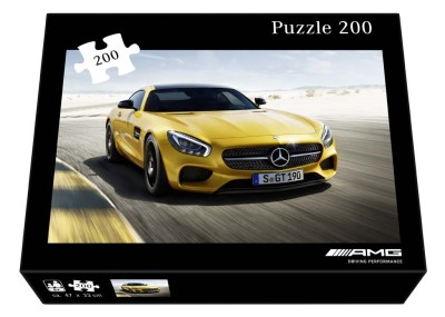 Пазл Mercedes AMG GT Puzzle, 200 pieces