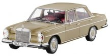 Модель Mercedes-Benz 280 SE, W 108, 1965-72, Beige, 1:18 Scale