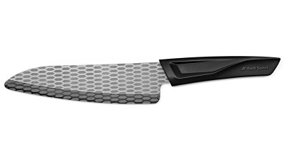 Нож шеф-повара Audi Sport chef's knife, 17 cm, black