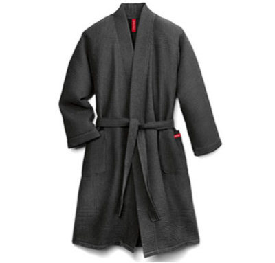 Халат унисекс Audi Sport Unisex bath robe, black