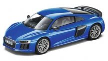Модель автомобиля Audi R8 V10 plus Coupé, Scale 1:43, Ara Blue