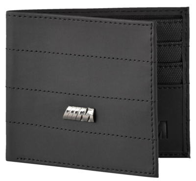 Кошелек BMW M Collection Wallet, Black