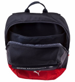 Рюкзак BMW Motorsport Backpack, Team Blue-High Risk Red, артикул 074269_02