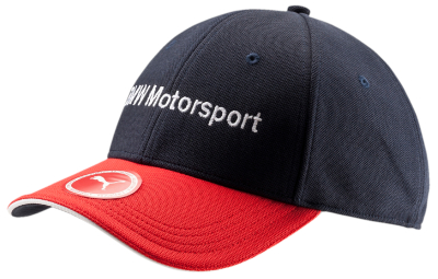 Бейсболка BMW Motorsport grid cap, Team Blue