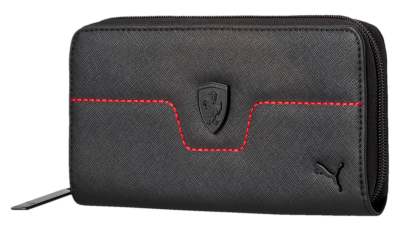 Кошелек Ferrari LS Wallet F, Black