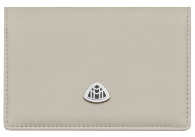 Визитница Mercedes-Benz Maybach Business Card Holder, Silk Beige
