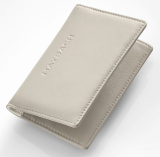 Визитница Mercedes-Benz Maybach Business Card Holder, Silk Beige, артикул B66958224