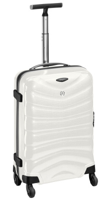 Чемодан Mercedes-Benz Firelite Spinner 69 Suitcase, Diamond White