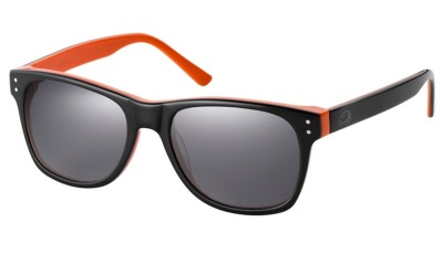 Солнцезащитные очки Smart Unisex Sunglasses, Smart Passion, black / orange