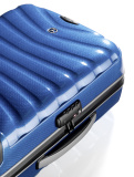 Чемодан Mercedes-Benz Suitcase, Spinner 75, South Sea Blue, Curv, артикул B66953147