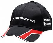 Бейсболка Porsche Baseball Cap, black - Motorsport Collection