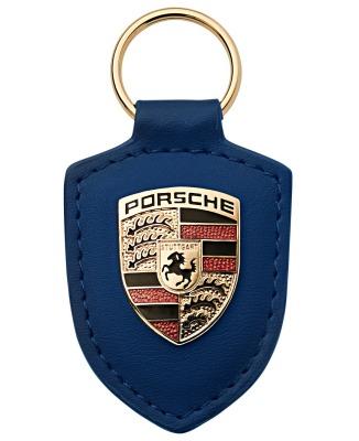 Брелок для ключей с гербом Porsche Crest Keyring, Blue