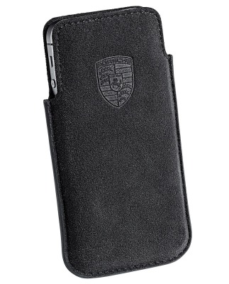 Чехол для iPhone 5, 5C, 5S Porsche Case for iPhone 5, 5C, 5S, Alcantara