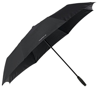 Складной зонт Porsche car umbrella stick, black
