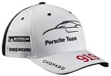 Бейсболка Porsche Driver's Cap LMP1 - Racing Collection, артикул WAP8000020G001