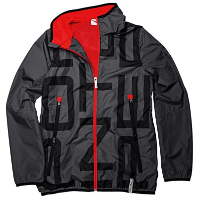 Куртка унисекс Porsche Unisex windbreaker jacket – Racing Collection