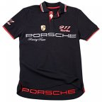 Мужское поло Porsche Men's Polo Shirt 911 Turbo, Racing Team 2017