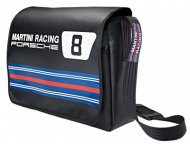 Сумка через плечо Porsche Shoulder Bag Martini Racing, Black