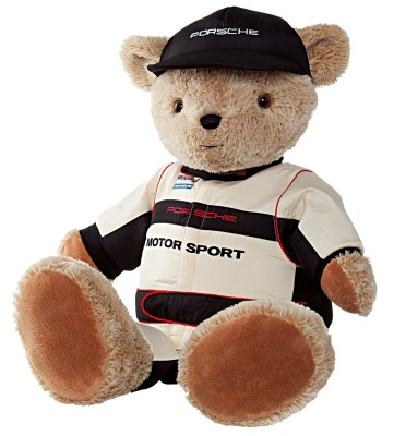 Мягкая игрушка Porsche Giant Motorsport bear