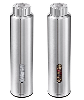 Стальные солонка и перечница Porsche Salt and pepper mills