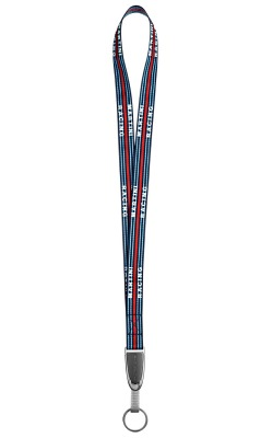 Тесьма для ключей Porsche Martini Racing Key Strap